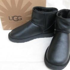 Ugg Australia classic mini -For Men - din piele de oaie ! - Cizme barbati, Marime: 39, 43, 45, Culoare: Negru