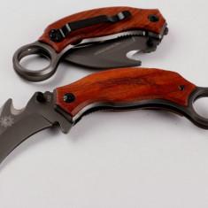 Cutit. Briceag Karambit X52 – Derespina - Cutit vanatoare, Cutit tactic