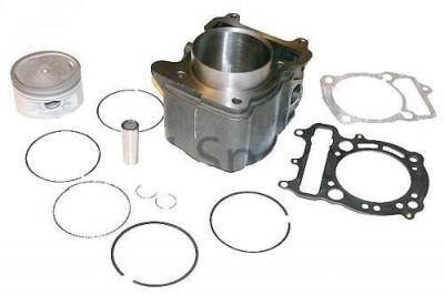 Set Motor Cilindru Piston Segmenti Complet ATV Linhai 300cc  72.5mm ORIGINAL NOU foto