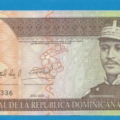 Republica Dominicana 20 pesos 2004 UNC - bancnota america