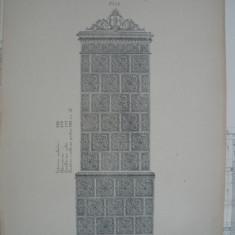 Fabrica Romana de sobe Alecsandru Pascanu - Jassi - ( 18 planse )