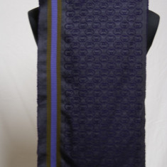 Fular monograma GUCCI original - Fular Barbati, Multicolor, Lana