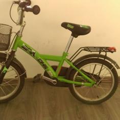Bicicleta copii DHS 16