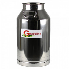 Bidon de inox pentru lapte 40 L Gardelina - Bovine