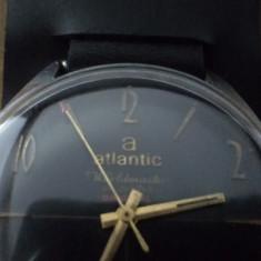 Ceas Atlantic Worldmaster 21 jewels - Ceas barbatesc Atlantic, Mecanic-Manual