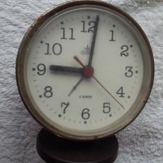 CEAS ARADORA, 4 RUBINE, DEFECT . - Ceas de masa