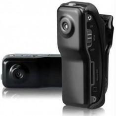 Mini camera video portabila cu inregistrare vocala