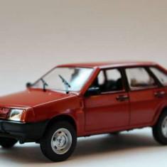 Macheta VAZ-2109 Sputnik Masini de Legenda Rusia 1:43 - Macheta auto