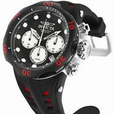 Ceas INVICTA VENOM Modul 22349 - Ceas barbatesc Invicta, Lux - sport, Quartz, Inox, Silicon, Cronograf