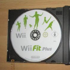 Joc Wii Fit Plus original, poze reale pt. console Nintendo Wii, Wii Mini, Wii U - Jocuri WII U, Toate varstele
