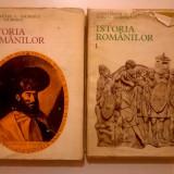 C. C. Giurescu, D. C. Giurescu - Istoria romanilor {2 volume} - Istorie