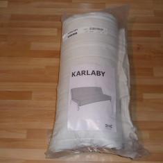 Husa de canapea IKEA KARLABY SIGILATA, adusa din germania GROASA 120 X200 - Husa pat