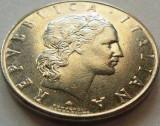 Moneda 50 Lire - ITALIA, anul 1979 *cod 1349 xF, Europa
