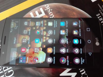 LG G4 Piele Maro, 4G, 32 GB, Android 6.0, Asigurat + Garanție foto