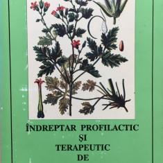 INDREPTAR PROFILACTIC SI TERAPEUTIC DE MEDICINA NATURISTA - Doru Laza