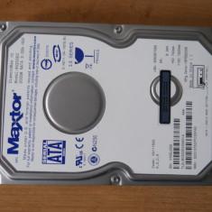 HDD 200 Gb 3, 5 inch Maxtor Sata 2 Desktop 43 ore. - Hard Disk Maxtor, 100-199 GB, Rotatii: 7200