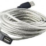 Prelungitor cablu USB 2.0 5 metrii