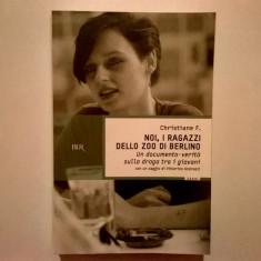 Christiane F. - Noi, ragazzi dello Zoo di Berlino - Carte Literatura Italiana