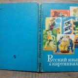 Limba rusa in imagini/ bogat ilustrata - Carte educativa