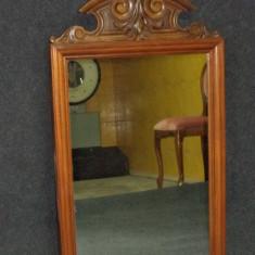 Superba oglinda antica in stilul Baroc in stare exceptionala