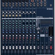 Yamaha EMX 5014c, mixer cu amplificare. - Mixer audio