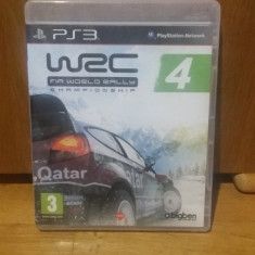 PS3 WRC 4 FIA world championship - joc original by WADDER - Jocuri PS3 Altele, Curse auto-moto, 3+, Multiplayer