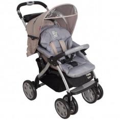 Carucior pentru nou-nascuti Torre - Coto Baby - Bej - Carucior copii Landou