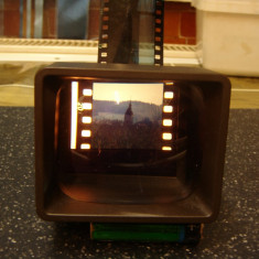 Aparat pentru vizualizare film/foto/dia/etc Ergomimet plus diascop / proiector