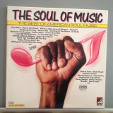 THE SOUL OF MUSIC - 3LP BOX SET (1983/DELTA REC/RFG) - Vinil/Soul/Vinyl(M-)