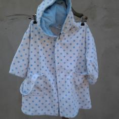 Blue Spot / halat de baie / 3 - 4 ani - Prosop baie copii, Altele