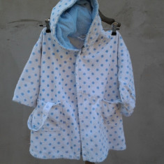 Blue Spot, halat de baie, 104 / 110 cm (4-5 ani) - Prosop baie copii, Altele