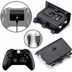 Acumulator pt controller XBOX ONE + cablu alimentare USB, Alte accesorii