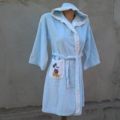 Disney, Mickey Mouse, halat de baie, 140 cm (8-10 ani) - Prosop baie copii