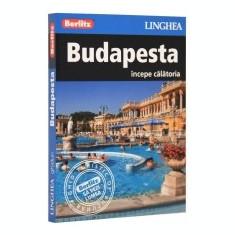 Budapesta - ghid turistic Berlitz - Hobby Ghid de calatorie