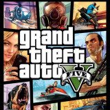 Joc Grand Theft Auto V Xbox 360 - Jocuri Xbox 360 Rockstar Games, Actiune, 18+