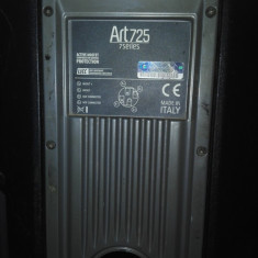 Subwoofer activ RCF art 705 AS, 800 w - Boxa activa