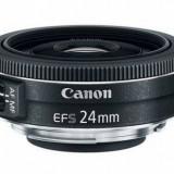 Obiectiv Canon 24/F2.8 STM - Obiectiv DSLR Canon, Wide (grandangular), Canon - EF/EF-S