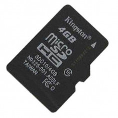 Card micro Kingston SD 4GB - Card Micro SD