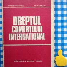 Dreptul comertului international Brindusa Stefanescu Ion Rucareanu