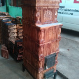 SOBA MOBILA SOBE MOBILE MONTATE LA GATA DE TERACOTA