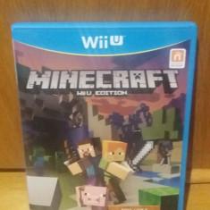 Joc WII U Minecraft WiiU edition original - by WADDER - Jocuri WII U, Arcade, 3+, Multiplayer