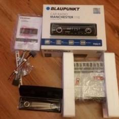 CD player auto Blaupunkt Mancester 110 CD player auto. NOU - CD Player MP3 auto