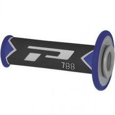 MANSOANE PROGRIP 788 MX BLACK/BLUE - ATV