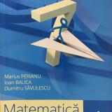 MATEMATICA PENTRU CLASA A VII-A - CLUBUL MATEMATICIENILOR (VOL. I) - Perianu - Culegere Matematica