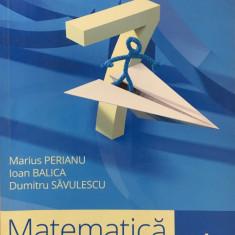 MATEMATICA PENTRU CLASA A VII-A - CLUBUL MATEMATICIENILOR (VOL. I) - Perianu