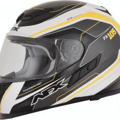 MXE Casca Integrala AFX FX-105 Thunderchief culoare Galben Cod Produs: 01019767PE - Casca moto