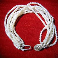 Bratara cu perle de cultura - Bratara perle