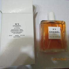 PARFUM TESTER CHANEL NO 5 -- 100 ML ---SUPER PRET, SUPER CAL! - Parfum femeie Chanel, Apa de parfum