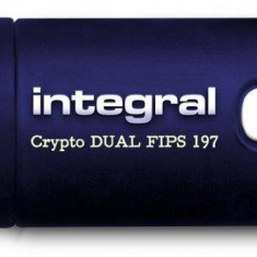 Integral USB 8GB CRYPTO DUAL DUAL USB3.0 FIPS197 - Stick USB