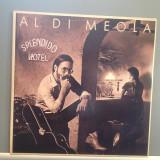 AL DI MEOLA - SPLENDIDO HOTEL -2LP SET (1980/CBS REC/RFG) - Vinil/Jazz/Vinyl(M-)